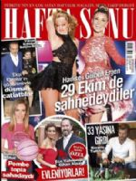Haftasonu Magazine [Turkey] (2 November 2016)