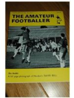 Amateur Footballer Magazine [United Kingdom] (November 1966)