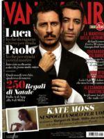 Vanity Fair Magazine [Italy] (14 December 2011)