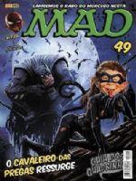MAD Magazine [Brazil] (August 2012)