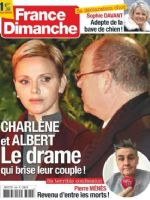 France-Dimanche Magazine [France] (10 March 2017)