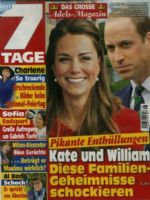 7 Tage Magazine [Germany] (25 November 2017)