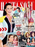 Haftasonu Magazine [Turkey] (29 April 2015)