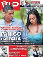 VIP Magazine [Portugal] (8 September 2018)