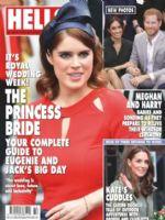 Hello! Magazine [United Kingdom] (15 October 2018)