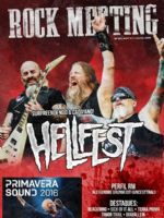 Rock Meeting Magazine [Brazil] (July 2016)