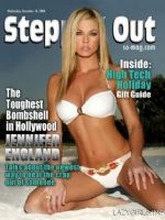 Steppin Out Magazine [United States] (10 December 2008)