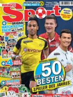BRAVO sport Magazine [Germany] (15 December 2016)