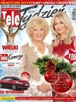 Tele Tydzień Magazine [Poland] (23 December 2011)