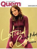 Quem Magazine [Brazil] (2 November 2018)