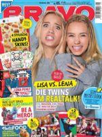 Bravo Magazine [Germany] (15 February 2017)