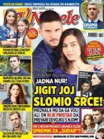 TV Novele Magazine [Serbia] (26 November 2018)