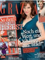 Grazia Magazine [Germany] (29 September 2011)