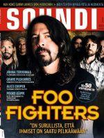 Soundi Magazine [Finland] (August 2017)