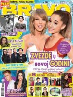 Bravo Magazine [Serbia] (1 January 2016)