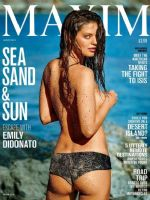 Maxim Magazine [United States] (August 2015)
