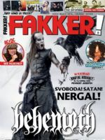 Fakker! Magazine [Czech Republic] (June 2016)
