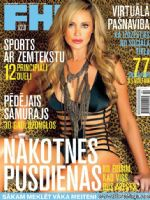 FHM Magazine [Latvia] (February 2012)