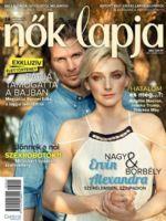 Nõk Lapja Magazine [Hungary] (14 June 2017)