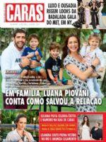 Caras Magazine [Brazil] (12 May 2017)