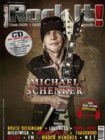 Rock It Magazine [Germany] (April 2018)