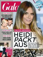 Gala Magazine [Germany] (14 September 2017)