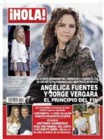 Hola! Magazine [Mexico] (15 April 2015)
