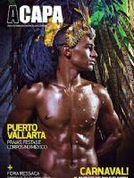 A Capa Magazine [Brazil] (February 2012)