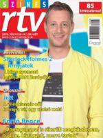 Szines Rtv Magazine [Hungary] (8 July 2019)