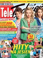 Tele Tydzień Magazine [Poland] (6 September 2019)