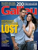 Galileu Magazine [Brazil] (March 2008)