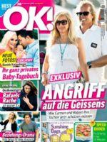OK! Magazine [Germany] (9 September 2015)