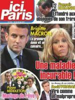 Ici Paris Magazine [France] (24 May 2017)