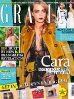 Grazia Magazine [United Kingdom] (15 September 2014)