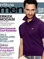 Instyle Man Magazine [Turkey] (June 2010)