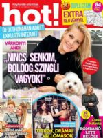 HOT! Magazine [Hungary] (25 October 2018)