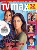TV Max Magazine [Slovakia] (26 January 2018)