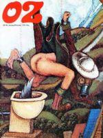 Oz Magazine [United Kingdom] (January 1973)