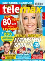 Tele Max Magazine [Poland] (9 January 2015)