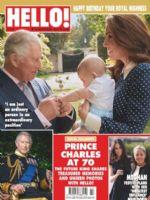 Hello! Magazine [United Kingdom] (19 November 2018)