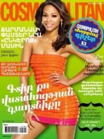 Cosmopolitan Magazine [Armenia] (September 2012)