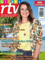 Szines Rtv Magazine [Hungary] (17 June 2019)