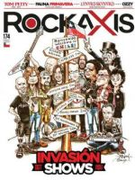 Rockaxis Magazine [Chile] (October 2017)