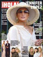 Hola! Magazine [Mexico] (19 September 2019)