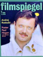 Filmspiegel Magazine [Germany] (January 1988)