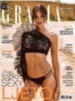 Grazia Magazine [Croatia] (July 2017)