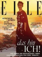 Elle Magazine [Germany] (August 2018)