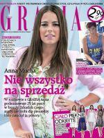 Grazia Magazine [Poland] (21 August 2014)