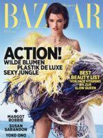 Harper's Bazaar Magazine [Germany] (April 2018)