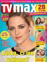 TV Max Magazine [Slovakia] (7 October 2016)